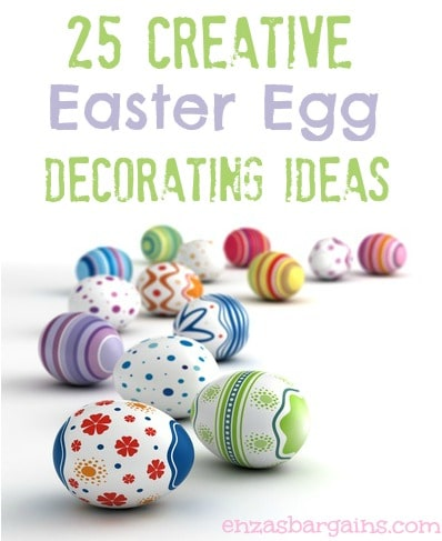 25 creative easter egg decorating ideas Creative easter egg decorating ideas