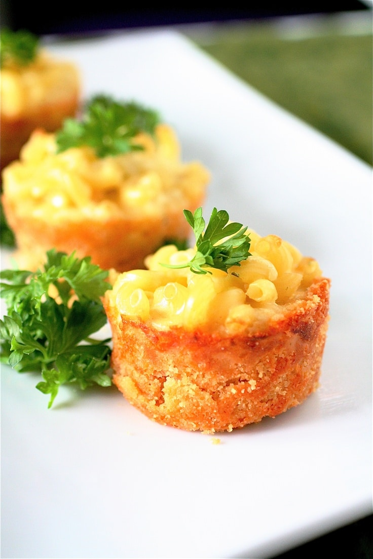 mac n cheese cups