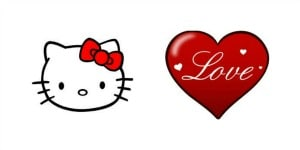 hello kitty love logo for site