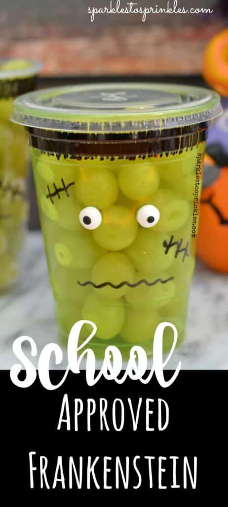 School Approved Frankenstein