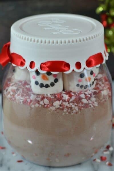 Hot Chocolate & Snowmen Holiday Gift