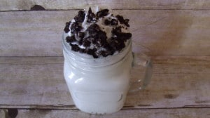 Cookies 'n' Cream Hot Chocolate
