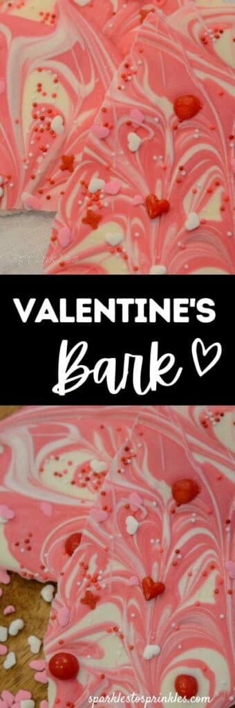 valentine's bark