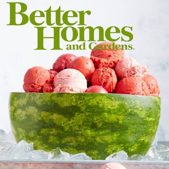 Better Homes And Garden Prize Bag Giveaway Sparkles To