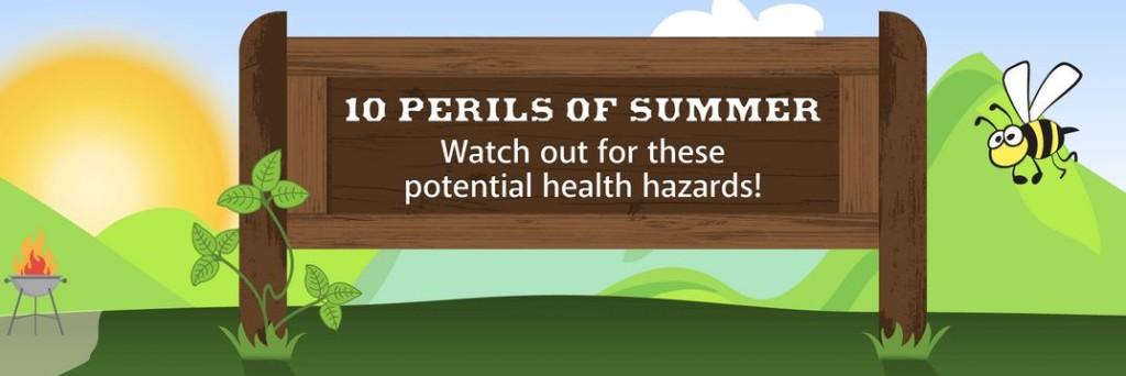 perils of summer