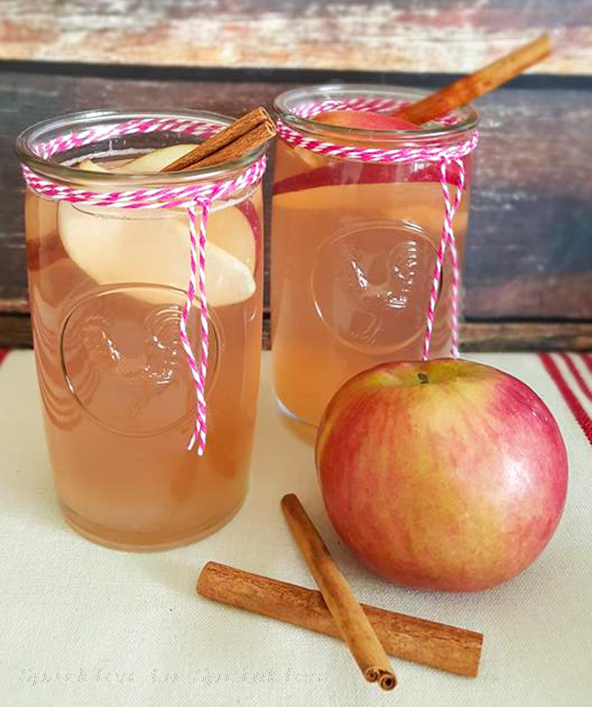 apple cinnamon detox water recommended by dr oz