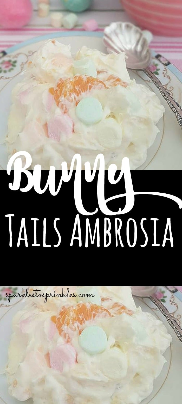 Bunny Tails Ambrosia