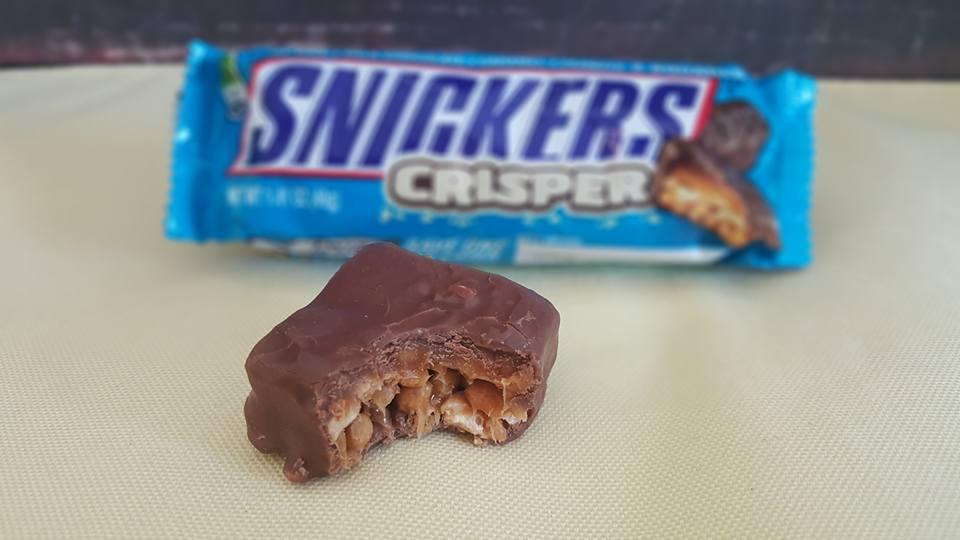 snickers crisper 2