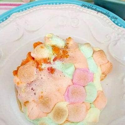 Easter Sweet Potato Casserole
