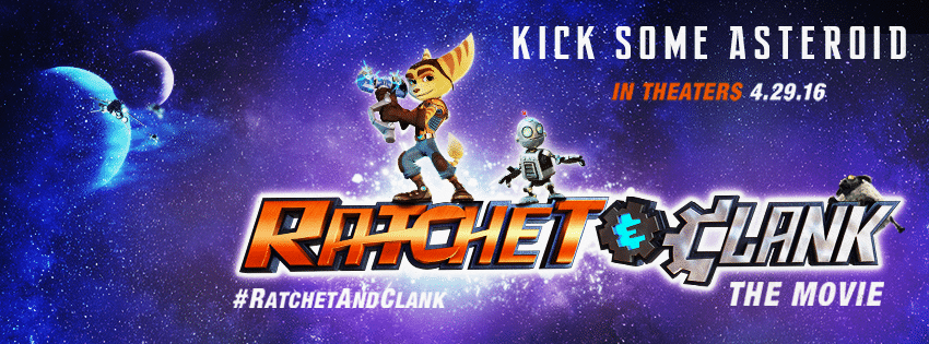 ratchet and clank movie banner