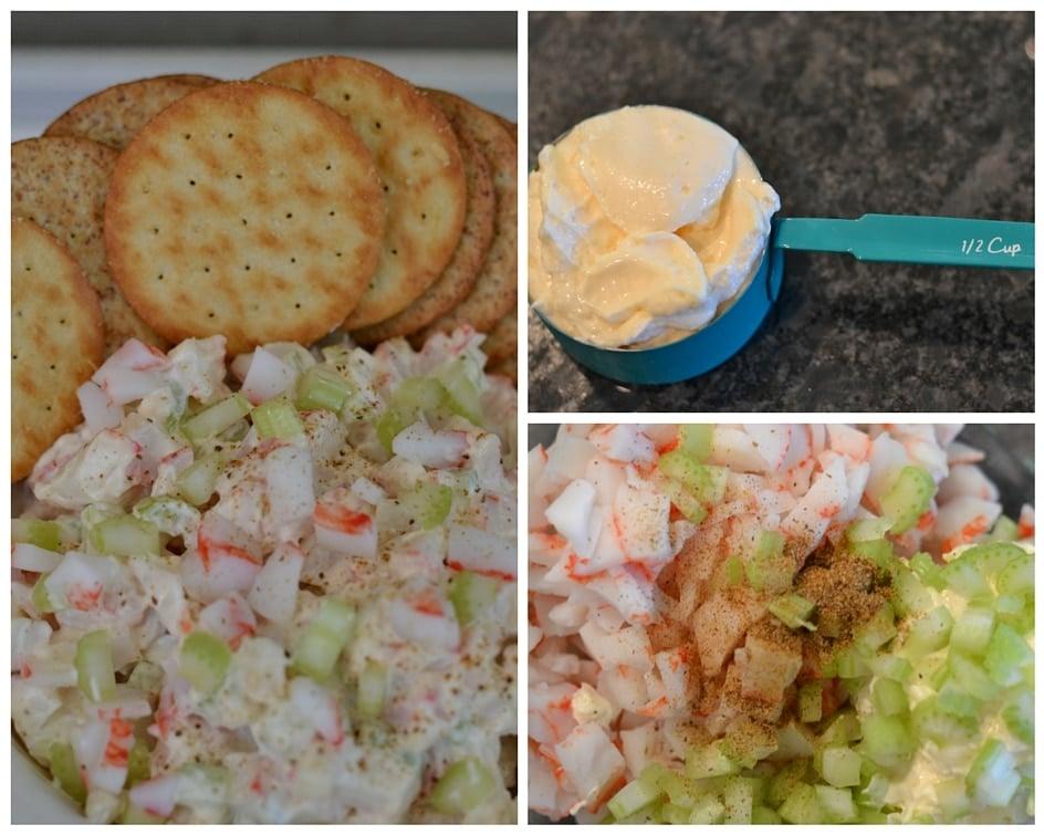 crab salad main