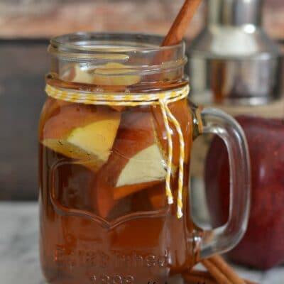Apple Pie Iced Tea