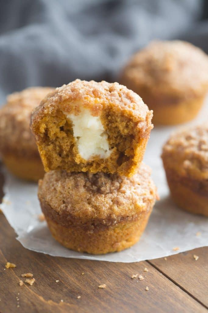 Pumpkin-Cream-Cheese-Muffins-4