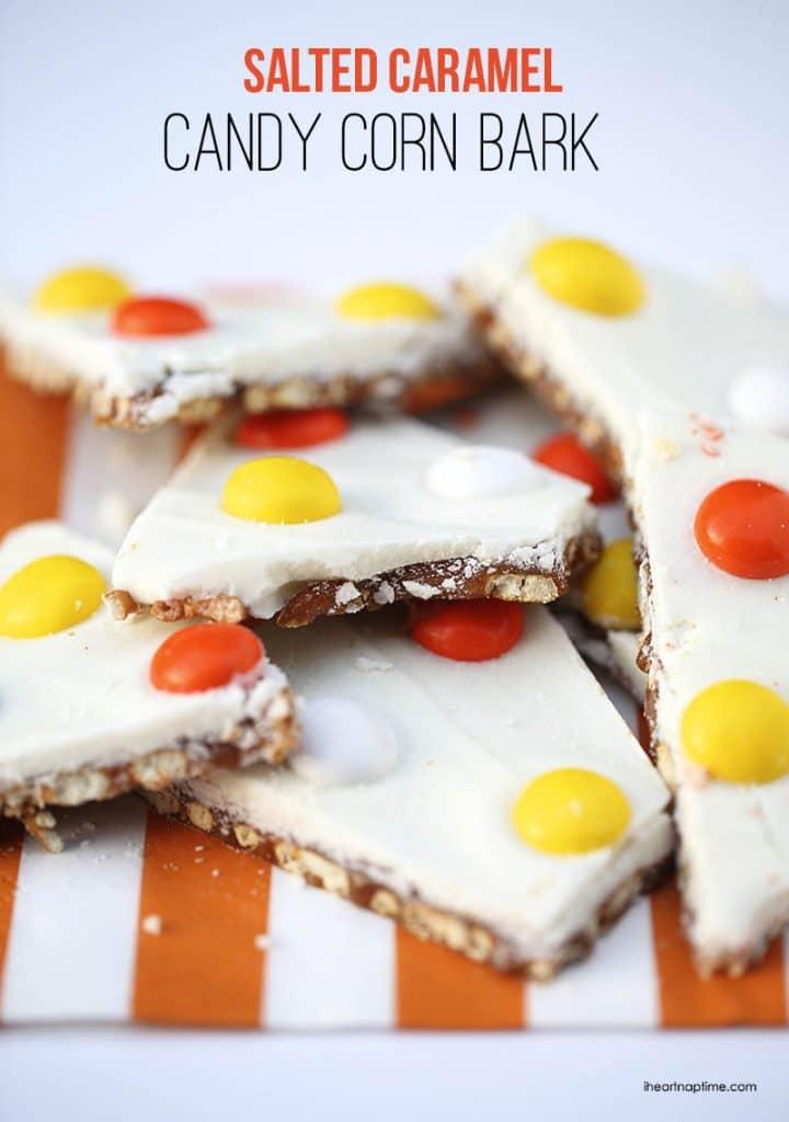 Salted-caramel-candy-corn-bark