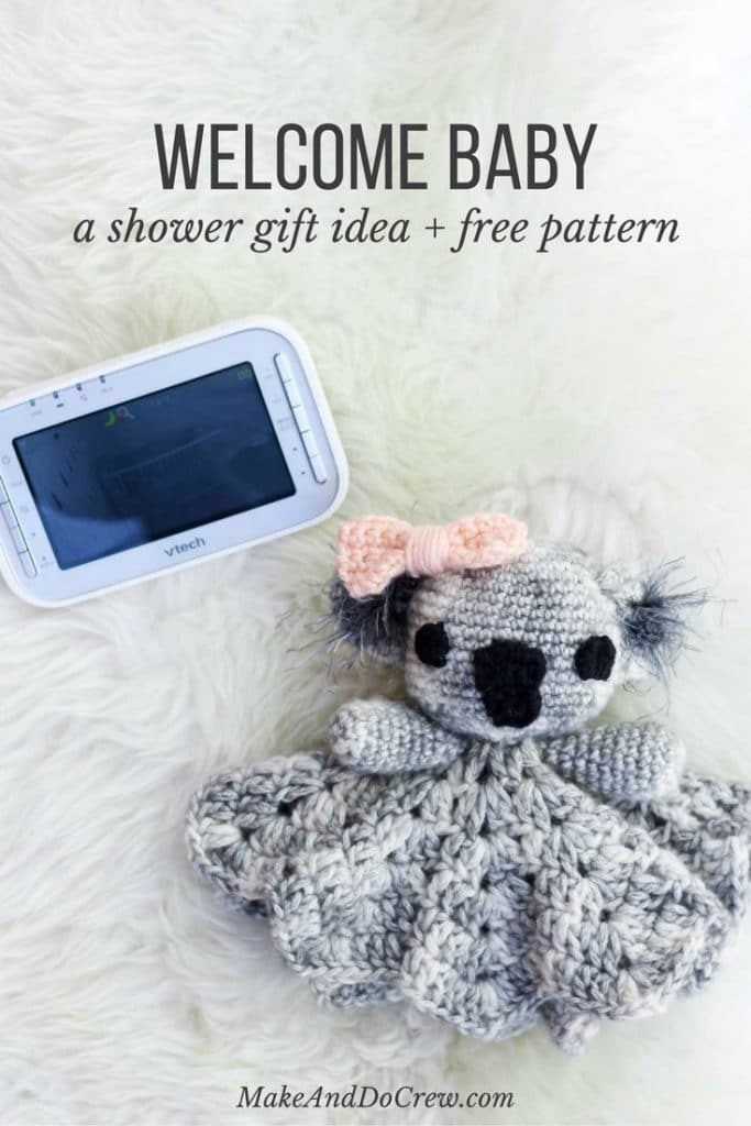 Free Crochet Pattern Baby Gifts : 20 Cute & Easy Crochet Projects - Sparkles to Sprinkles
