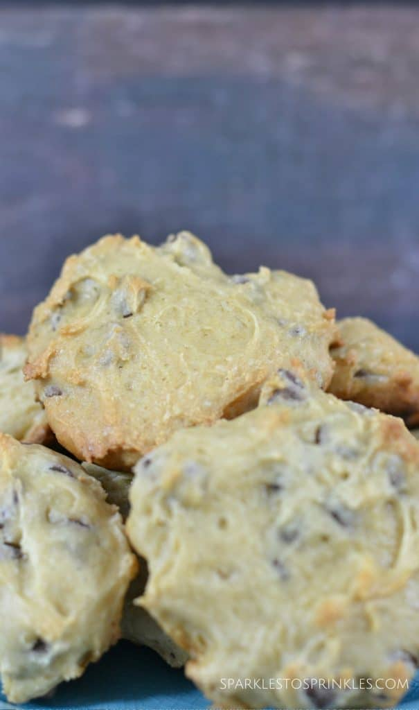 Chocolate Chip Cookie Clouds Recipe