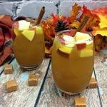 Caramel Apple Cider Sangria