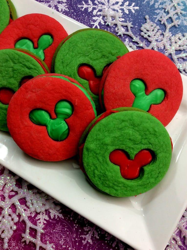 Mickey Sandwich Cookies 3