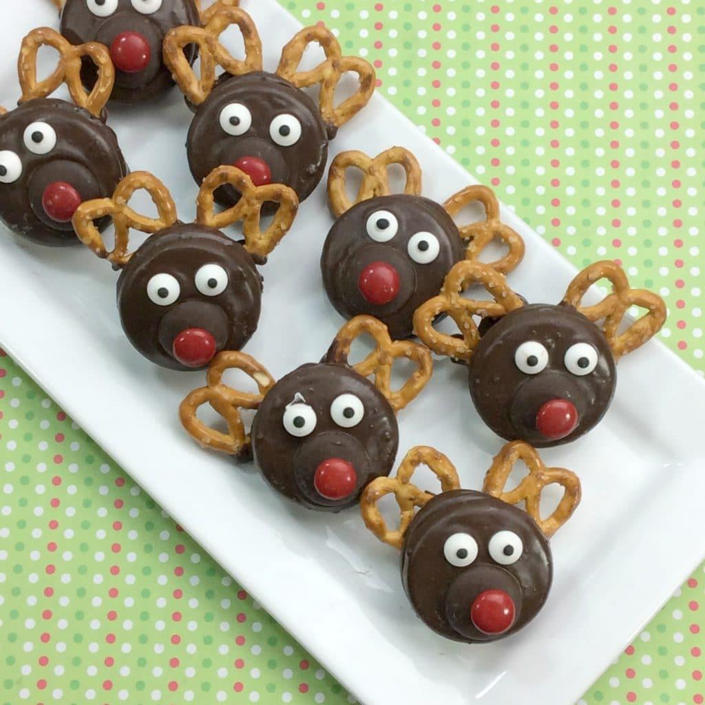 Reindeer Oreos 1
