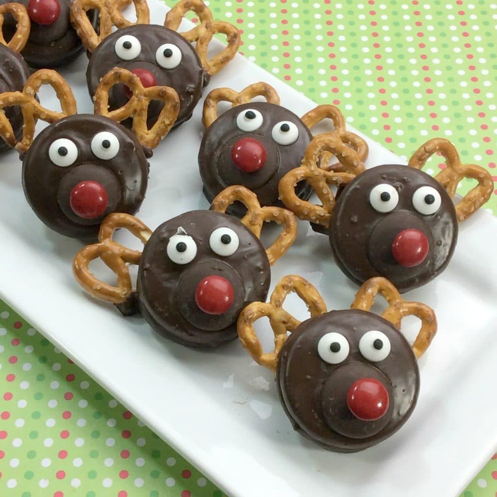 Reindeer Oreos 2