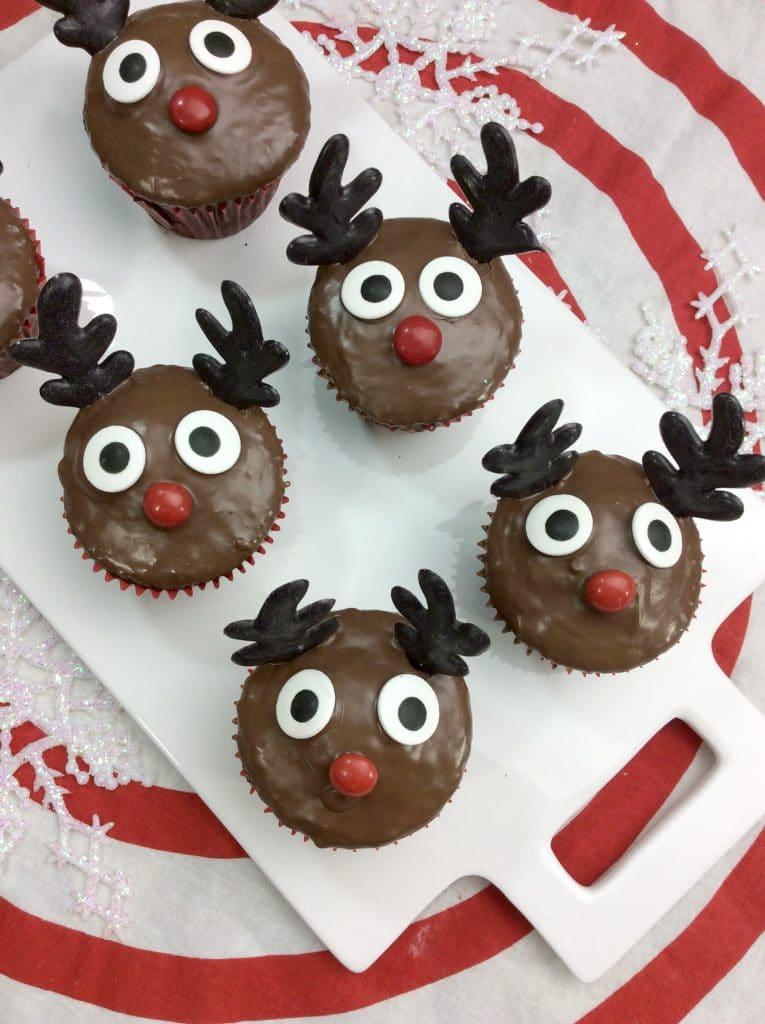 Rudolph Cupcakes 3