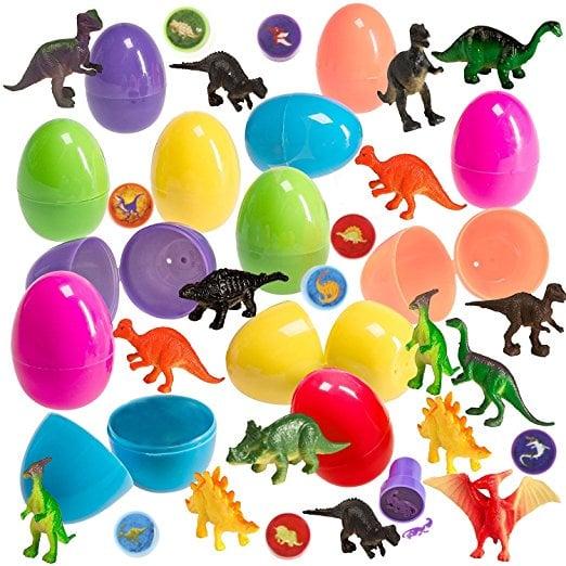 prefilled eggs