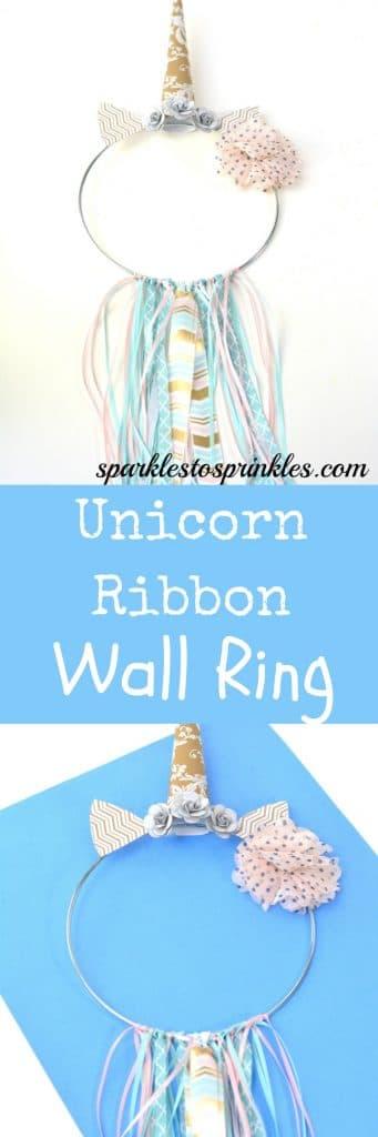 unicorn wall pin