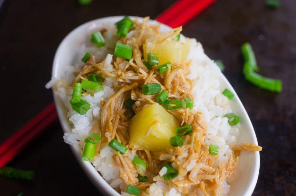 Instant Pot Huli Huli Hawaiian Chicken