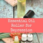 Essential Oil Roller for Depression