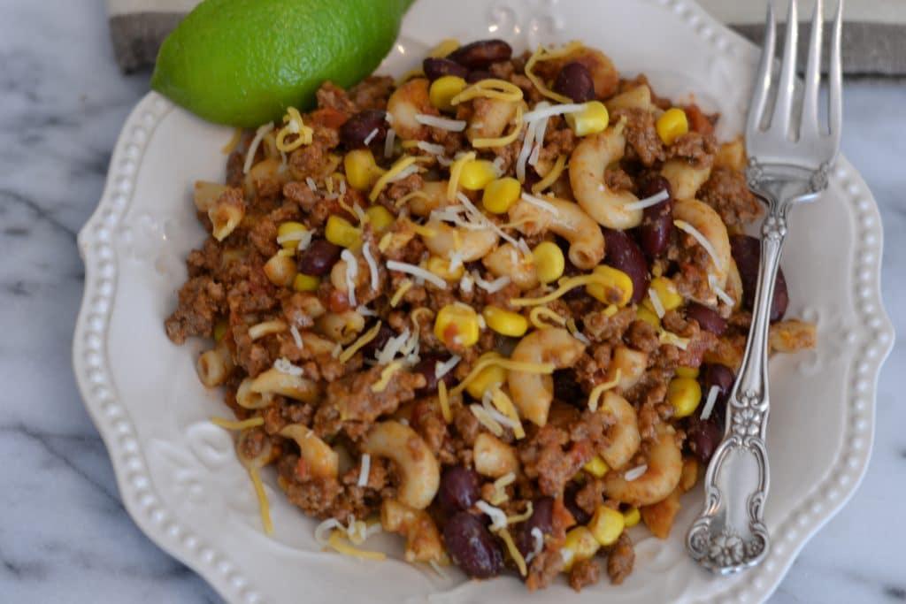 Instant Pot Chili Mac Instant Pot Cinco de Mayo Recipes Roundup