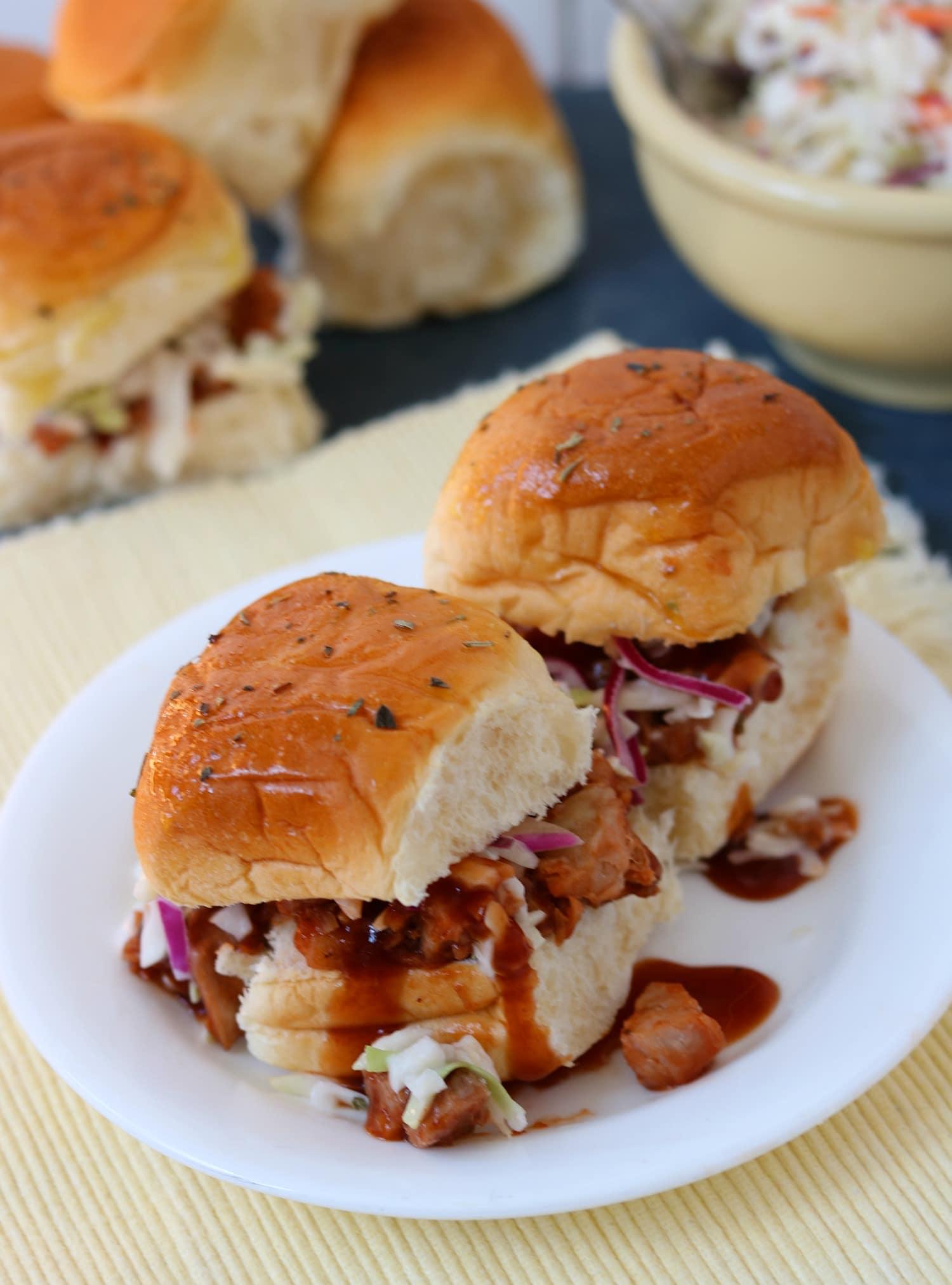 Instant Pot Cajun BBQ Pork