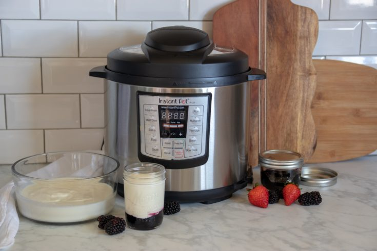 Instant Pot Yogurt WITHOUT The Yogurt Button