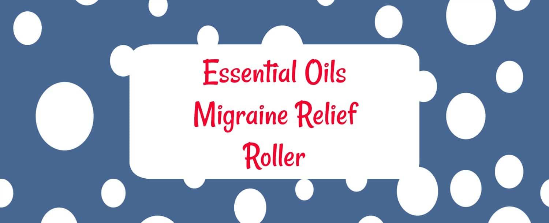 Diy Essential Oils Migraine Relief Roller Sparkles To Sprinkles