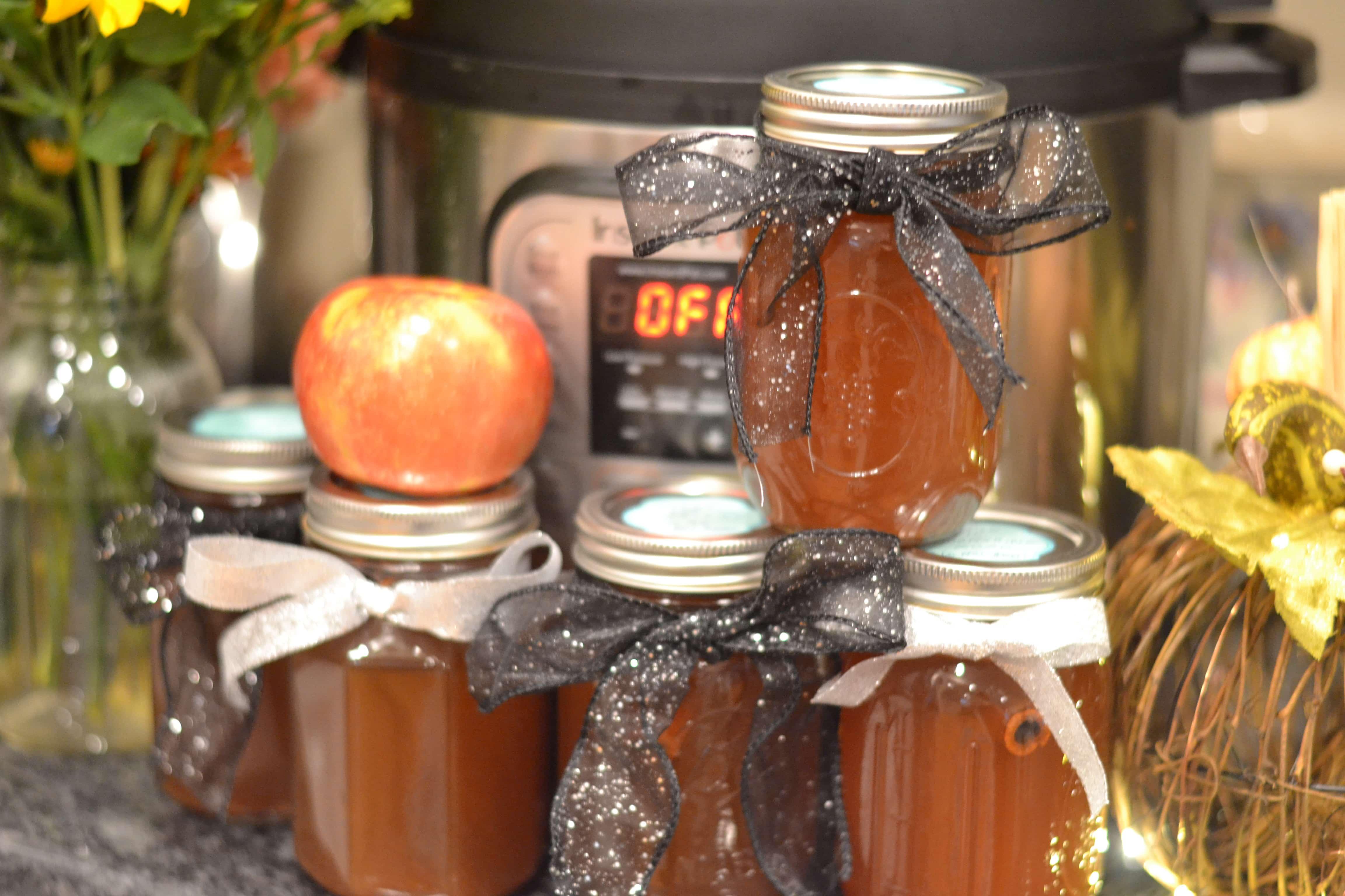 Instant Pot Apple Pie Moonshine Sparkles To Sprinkles
