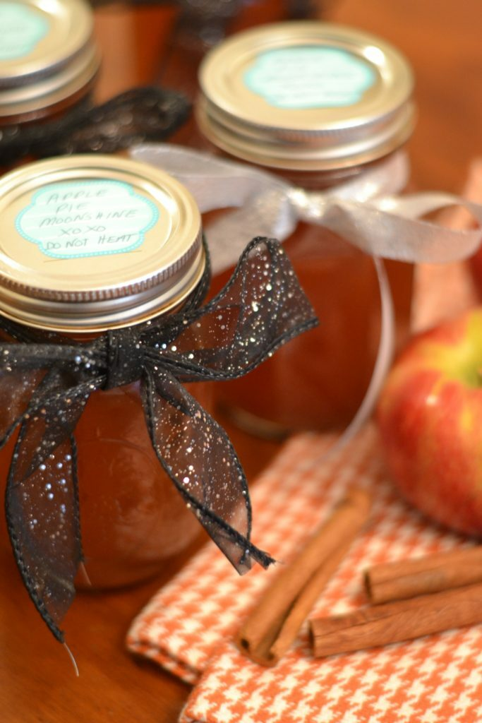 Instant Pot Apple Pie Moonshine