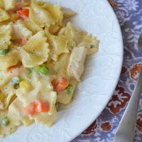 Turkey & Noodle Casserole