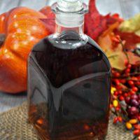 Instant Pot Pumpkin Spiced Bourbon