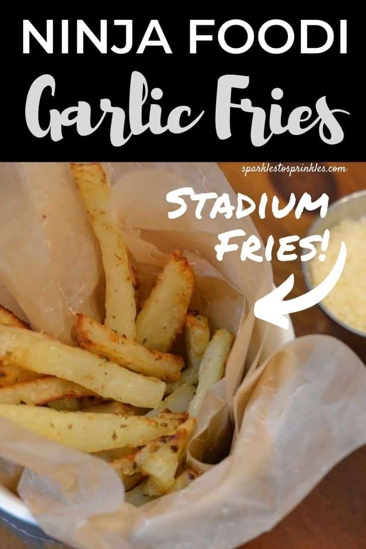 Ninja Foodi French Fries Recipe
