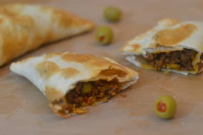 Ninja Foodi Beef Empanadas