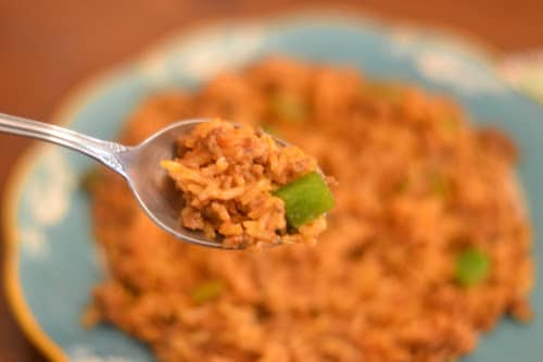 Ninja Foodi Or Instant Pot Spanish Rice
