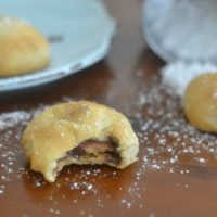 Ninja Foodi or Air Fryer Fried Peanut Butter Cups