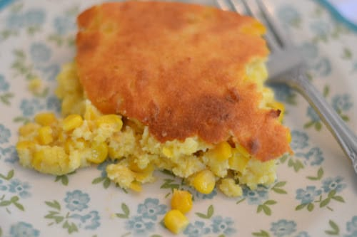 Ninja Foodi or Air Fryer Corn Casserole