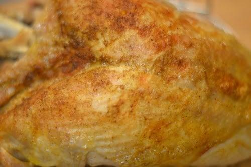 Instant Pot or Ninja Foodi Frozen Turkey Breast & Mashed Potatoes