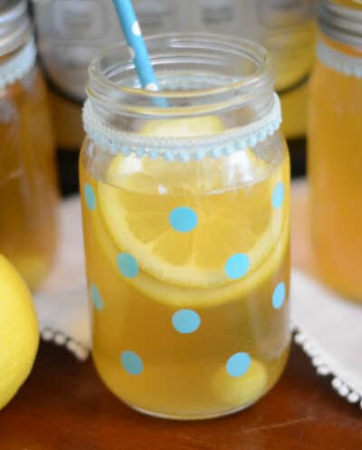 Instant Pot Lemon Drop Moonshine