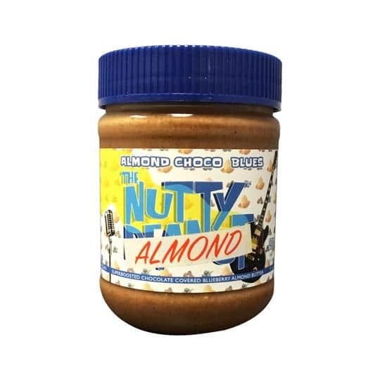 Almond Choco Blues