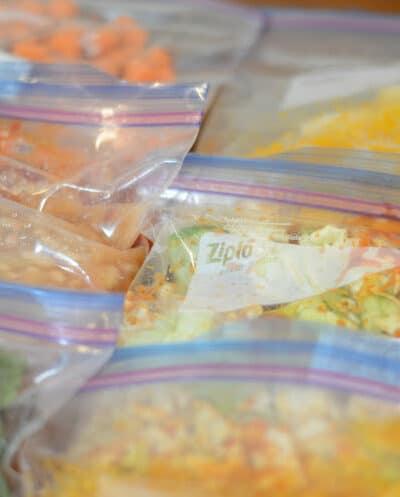 30 Instant Pot Freezer Meals
