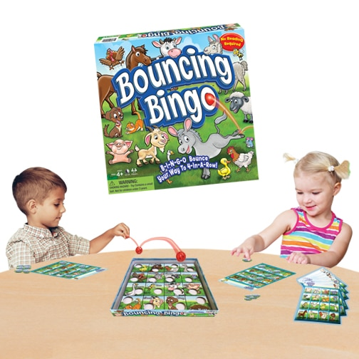 Winning Moves Games: Bouncing Bingo™