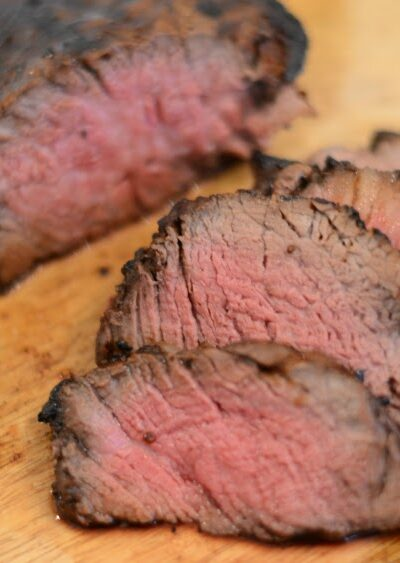 Ninja Foodi Grill Marinated Steak