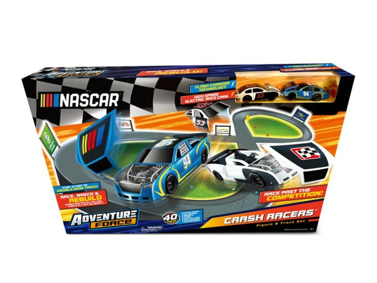 Adventure Force Crash Racers Fig 8 - Walmart.com