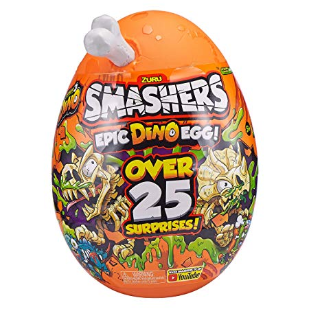 Smashers Epic Dino Egg Collectibles Series 3 Dino by Zuru